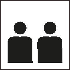 Espace double / Double space