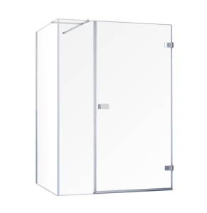 Goccio 42-48-60_Shower door-Corner-Pivot-Porte de douche-pivot