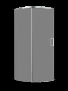 Vague_Shower door-corner round-sliding-Porte de douche-coulissante