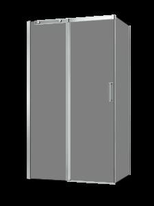 Vague_Shower door-corner-sliding-Porte de douche-coulissante