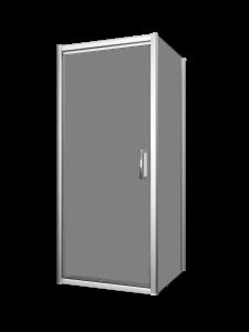 Xenia 32-36_Shower door-Corner-Pivot-Porte de douche-pivot