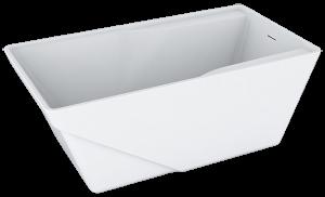 Axer-Bathtub-Freestanding-Acrylic-Baignoire-Bain-Autoportant
