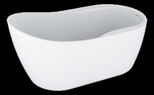 Idea-Bathtub-Freestanding-Acrylic-Baignoire-Bain-Autoportant